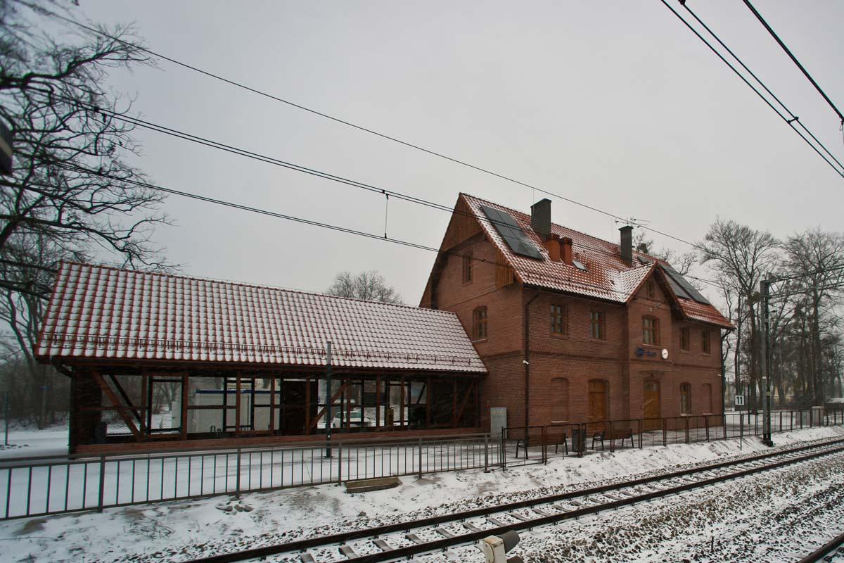 Dworzec Susz